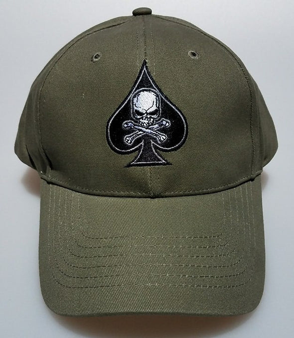 Hat - Rothco Black Ink Death Spade