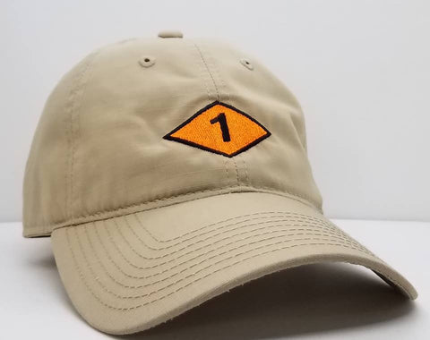 Hat - 1 Diamond Decky Cap