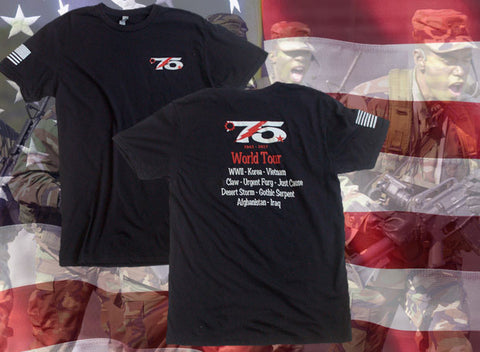 Men's - 75th Anniversary Shirt