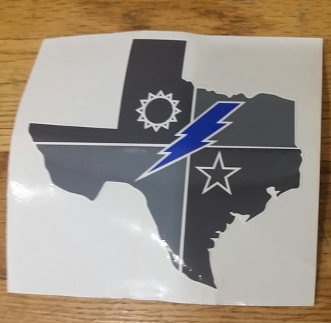 Sticker - Texas DUI