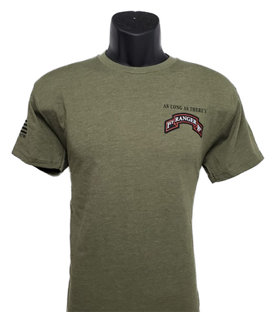 Shirt - 1st Ranger Bn 75th Dead Head