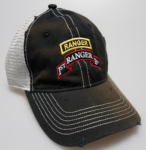 Hat - 1st Ranger Bn Color