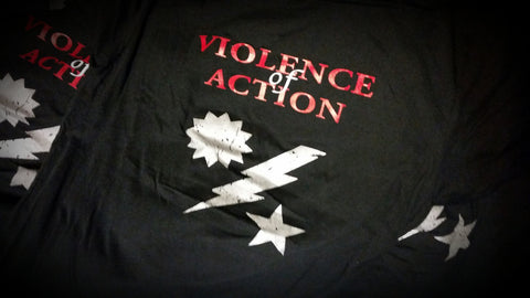 Men's - Violence Of Action
