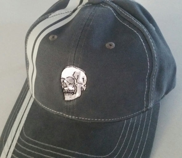 Hat - Scroll Factory Skull