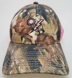 Hat - Realtree DUI Outline Pink Mesh