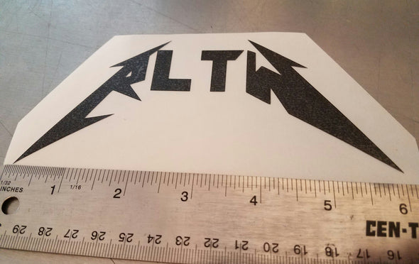 Sticker - RLTW Metallica