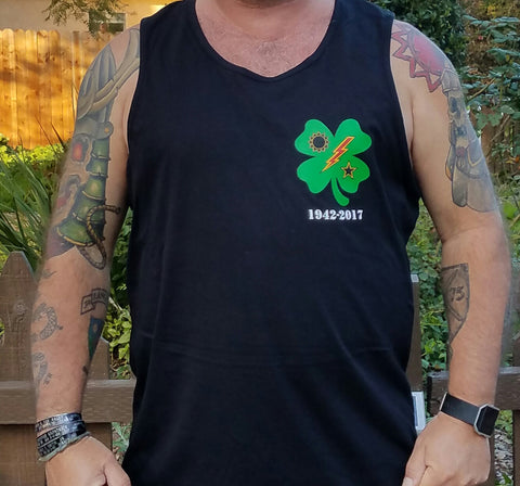 Shirt - 75th DUI Clover Tank Top