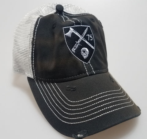Hat - Chop and Skull Back Order