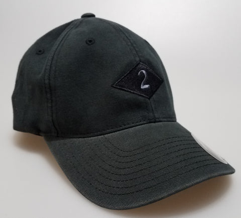 Hat - 2 Diamond Covert