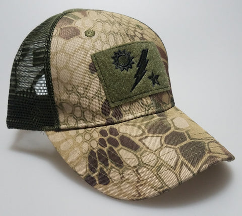 Hat - Highlander Operator Trucker