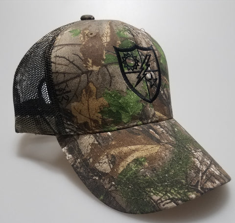 Hat - DUI Shield Realtree Trucker