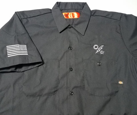 Men's - Dickies 75th DUI Outline