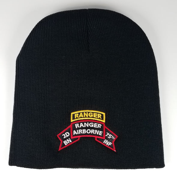 Beanie - 2d Ranger BN Old Scroll