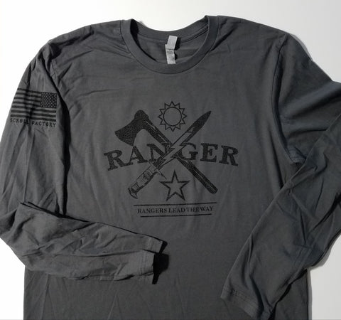Shirt - Chop and Stab Long Sleeve