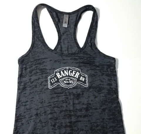 Ladies - Old 75th Label Burnout Tank Top