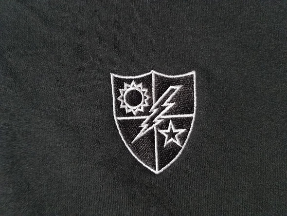 Crew Sweat Top - 75th DUI Shield