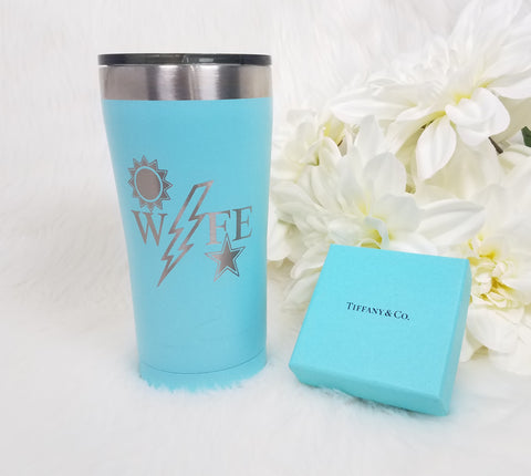 Insulated Tumbler - Ranger Wife DUI