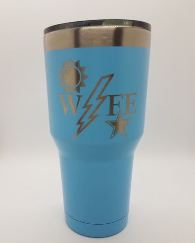 Insulated Tumbler - 30 oz Ranger Wife DUI