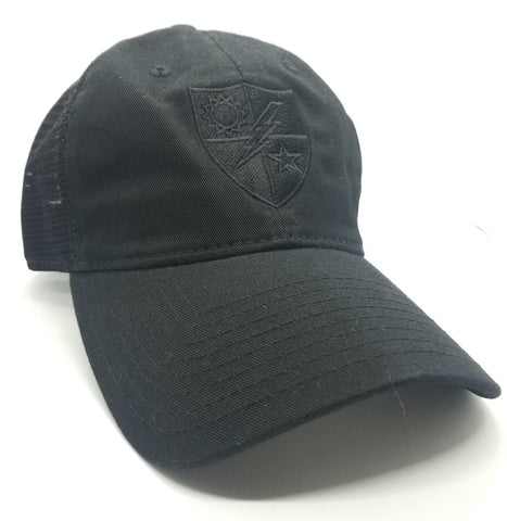 Hat - 75th DUI Blacked Out