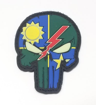 Velcro Patch - Punisher DUI