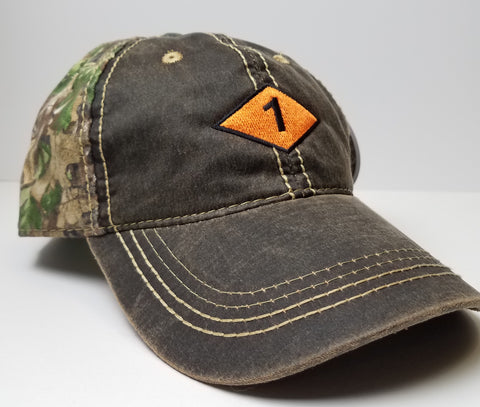Hat - Realtree Xtra Bn Diamond cap