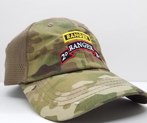 Hat - 2d Ranger Bn Color