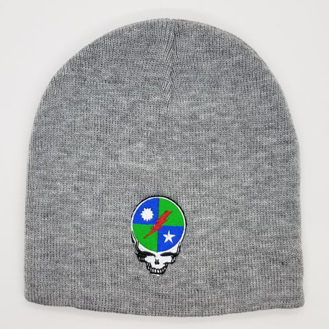 Beanie- 75th Dead Head