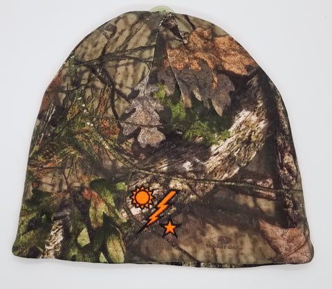 Beanie - 75th DUI Outline Mossy Oak Country
