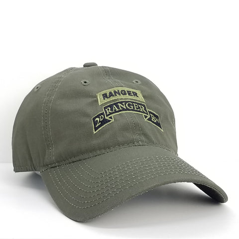 Hat - 2d Ranger Bn Subdued