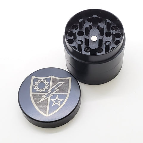 Herb Grinder - 75th DUI Shield