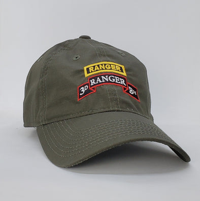 Hat - 3d Ranger Bn Color