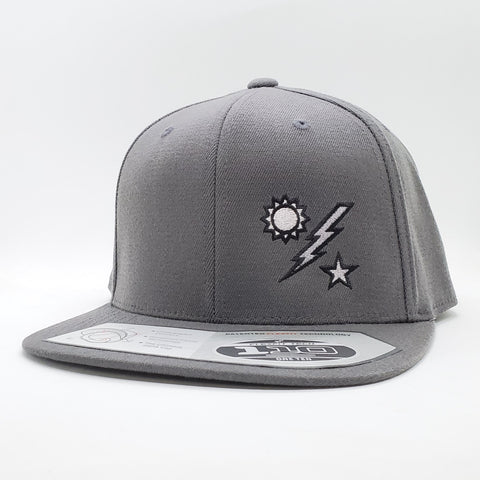 Hat - DUI FlexFit Flat Billed