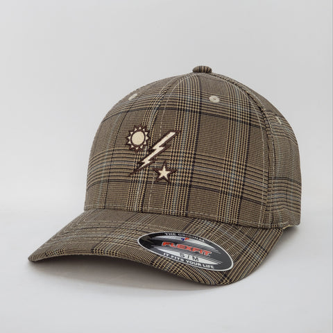 Hat - FlexFit Plaid DUI