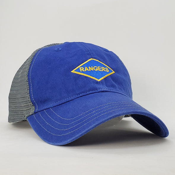 Hat - Rangers WWII Richardson Trucker