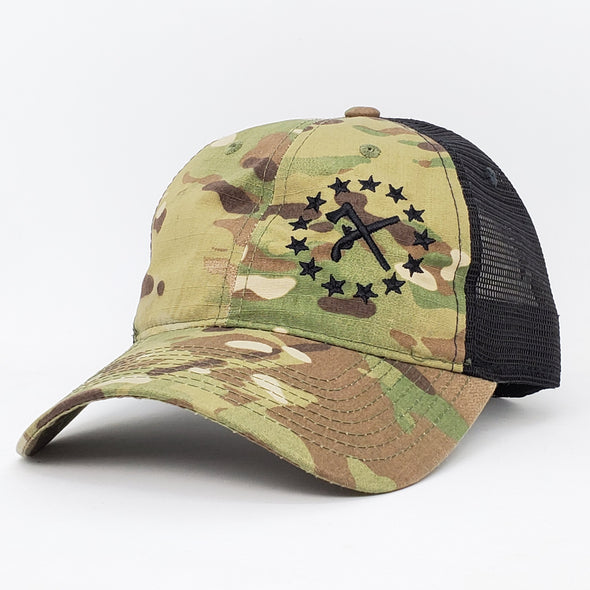 Multicam Founding Fathers Trucker
