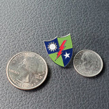 75th DUI Lapel Pin