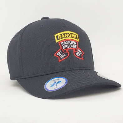 Hat - 1st Bn Old Scroll Flexfit