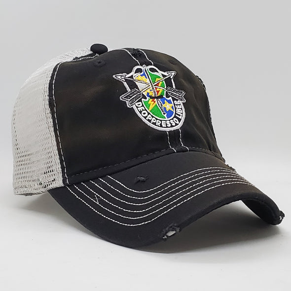 Hat - 75th DUI SF Crest
