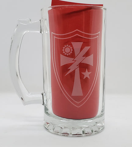 Beer Mug - Crusader