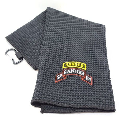 Golf Towel - 2d Ranger Bn