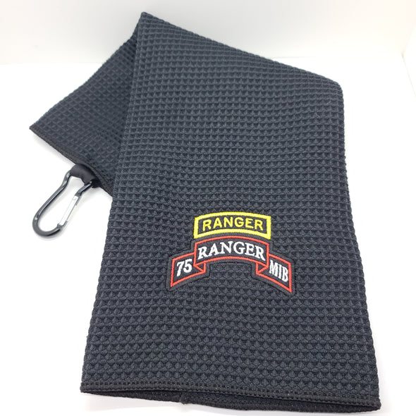 Golf Towel - 75th RMIB