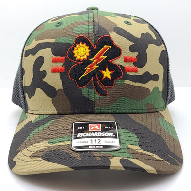 Black Clover 2d Bn Tick Woodland Trucker
