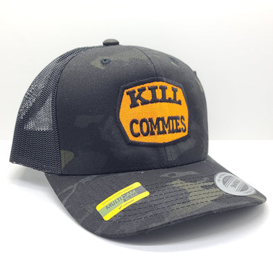 Kill Commies cap