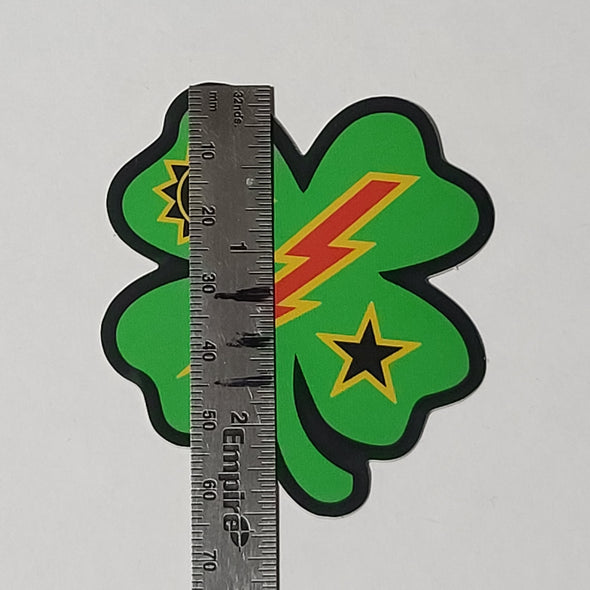 Sticker - 75th DUI Clover