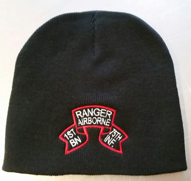 Beanie - 1st Ranger BN Old Scroll
