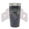 2d Ranger Bn Scroll Tumbler