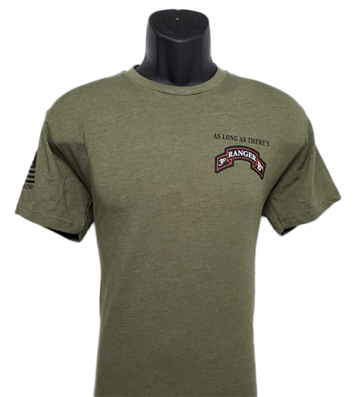 Shirt - 3d Ranger Bn 75th Dead Head