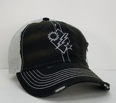 Black Diamond 75th DUI Hat