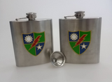 Flask - 75th DUI 7 oz