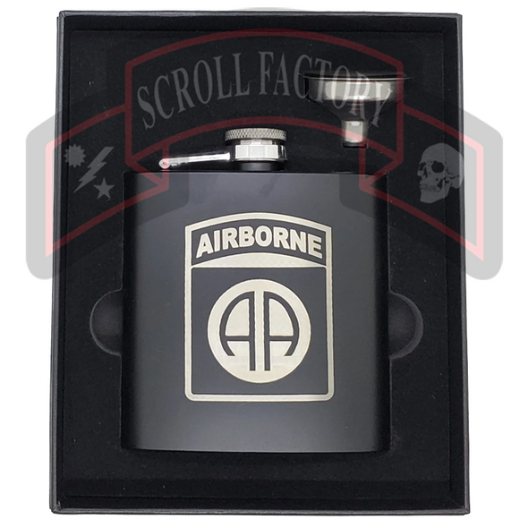 Flask - 82nd Airborne